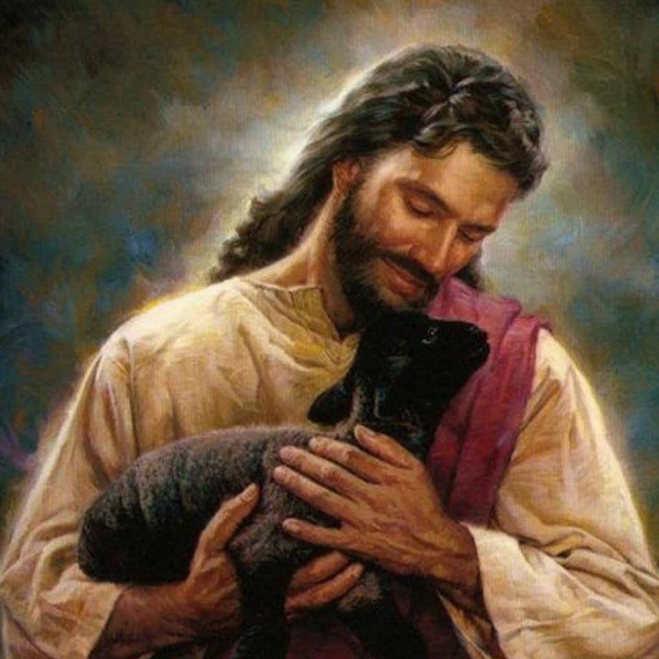 Jezus Dobry Pasterz by Danuta Pliszka on Genially